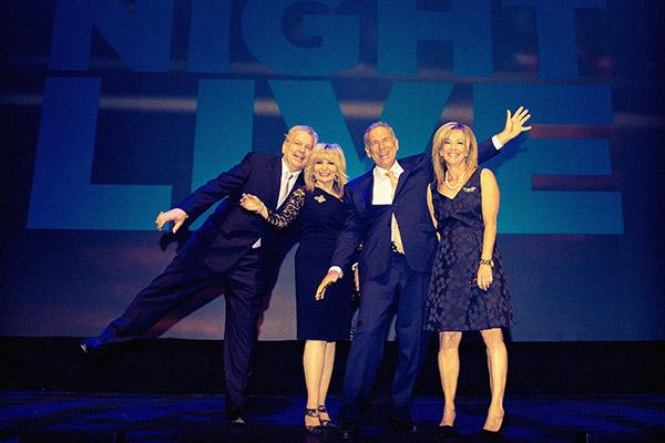 Monday Night Live Gala raises record $3.2 million