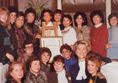 AJSC award