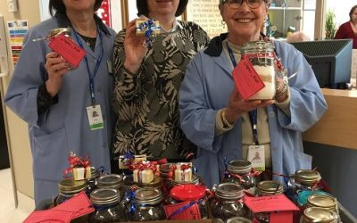 Heartwarming gifts bring joy to cancer patients this holiday season